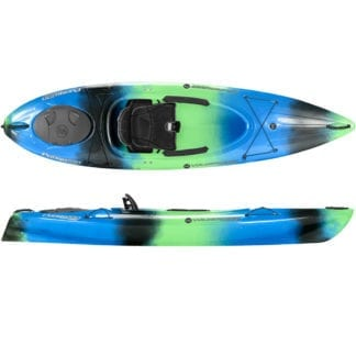 Wilderness Systems Pungo 100 Galaxy Blue Freizeitkajak
