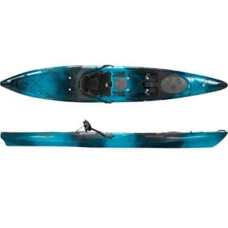 Wilderness Systems Tarpon Midnight Blue Sit on Top Kajak