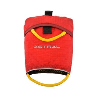 Astral Dyneema Throw Rope front