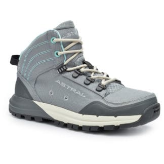 Astral TR1 Merge Womens Kajakschuh Granite Grey Side