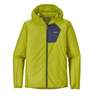 Patagonia Mens Houdini Jacket Light Gecko Green