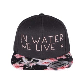 Hiko In Water We Live Cap