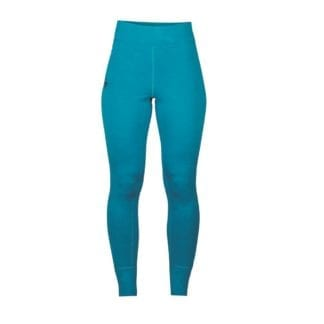 Sweet Alpine Merino Pants Womens Panama Blue Front