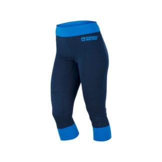 Alpine Merino 3-4 Pants Womans blue